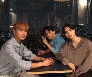 nct, johnny, and haechan image