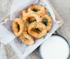 sides, snacks, and calamari image