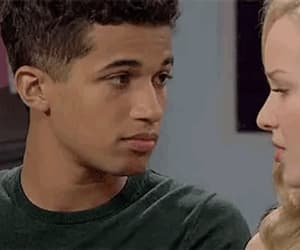gif, disney channel, and jordan fisher image