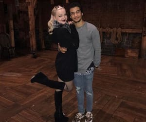 disney channel, jordan fisher, and liv and maddie image