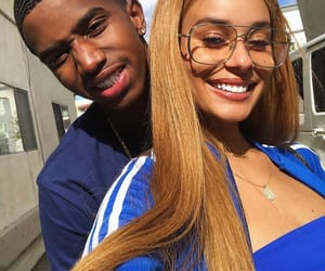 couples, christian combs, and cute image