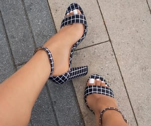 chic, shoes, and summer image