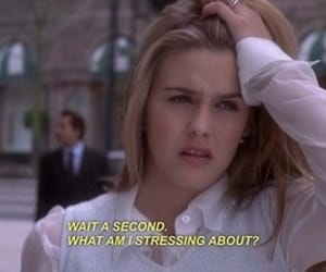 Clueless, movie, and quotes image