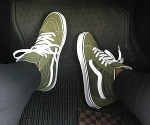 vans and sneakers image
