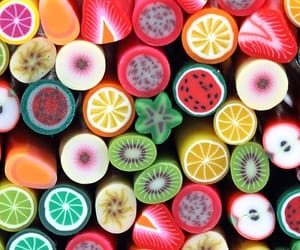 FRUiTS, summer, and tropical vibes image