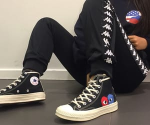 fashion, aesthetic, and converse image