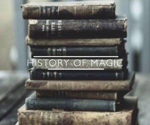 book, harry potter, and hogwarts image