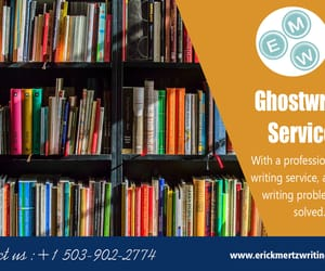 manuscript consultant and ghost writing services image