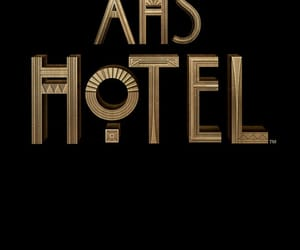 tv show, american horror story, and ahs hotel image