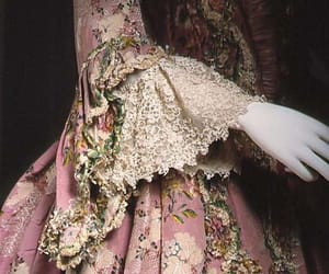 dress and 1750's image