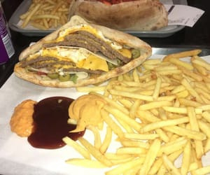 grec, bouffe, and gourmand image