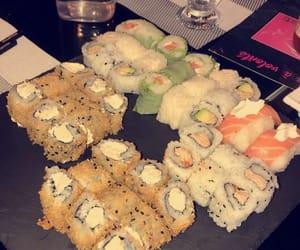gourmandise, snap, and sushi image