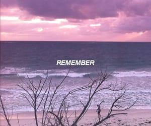 beach, edit, and Lyrics image