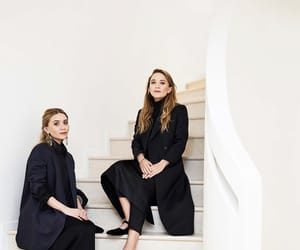 ashley olsen, mary-kate, and sisters image