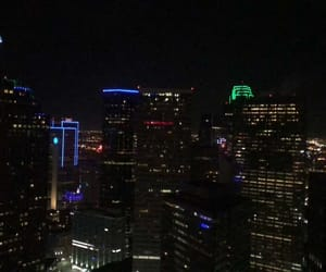 city, night time, and parkour image