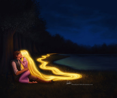 Tangled Love 3 Shared By Maralkmkir On We Heart It