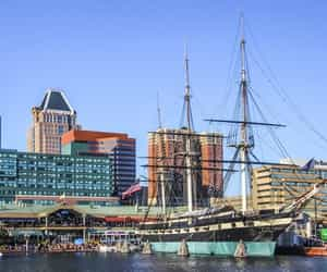 baltimore, nature, and traveltips image