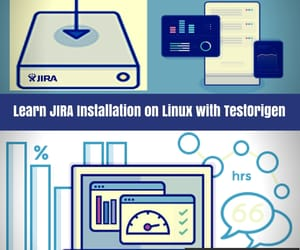 installing jira on linux and jira linux image