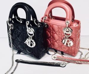 bag, mini, and black image