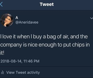 buy, chips, and tweets image