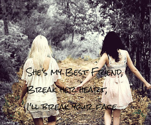 friendship, text, and best friends image