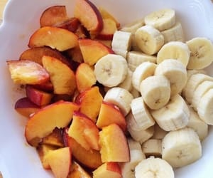 fruit, banana, and food image