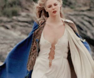 gif, guinevere, and king arthur image