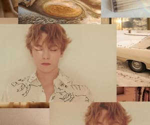 aesthetic, Seventeen, and vernon image