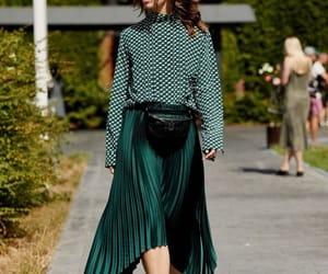 belleza, street style, and elegancia image