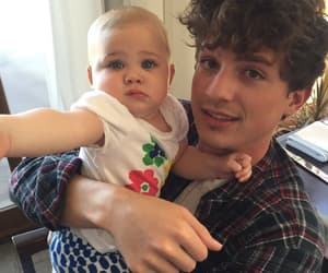charlie puth, baby, and cute image