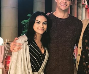 noah centineo, camila mendes, and riverdale image
