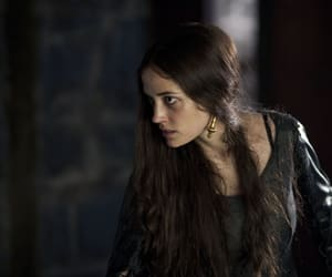 eva green, excalibur, and guinevere image