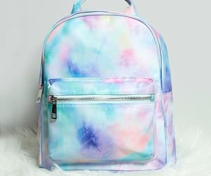 backpack, schoolbag, and back to school image