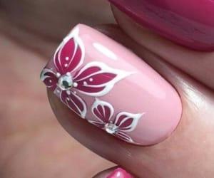 design, glitter, and nail art image