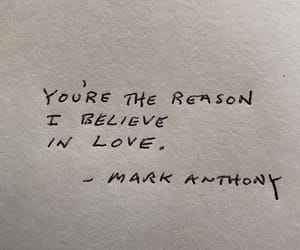 believe, in, and marc anthony image