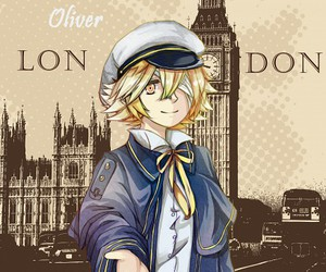 bandages, blond hair, and london image