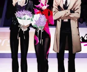 anime, gif, and yuri on ice image