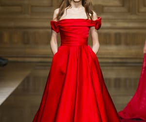 beauty, haute couture, and model image
