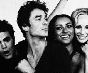 actor, actress, and the vampire diaries image
