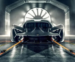 car, Lamborghini, and terzo image