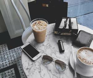 classy, coffee, and fashion image