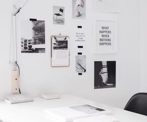 room, interior, and white image