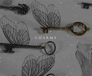 charms, gif, and harry potter image