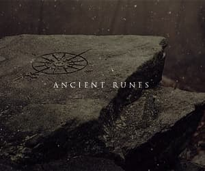 class, ancient runes, and gif image