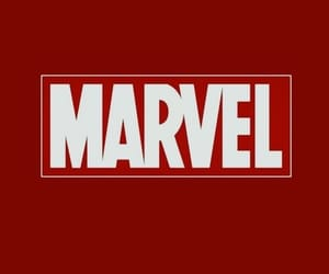 Marvel, red, and wallpaper image