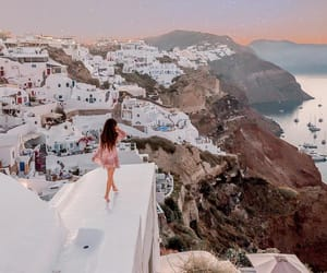 beautiful places, Greece, and kikladhes image