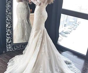 boda, vestido, and novia image