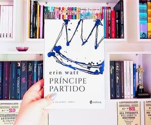 books, livro, and princesa de papel image
