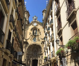 church, spain, and Sunny image