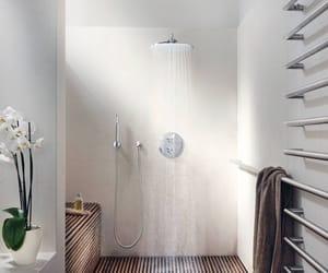 house, bathroom, and design image